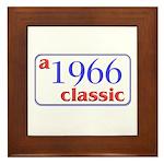 1966 Classic Framed Tile