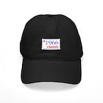 1966 Classic Black Cap