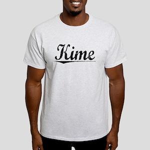 Kime, Vintage Light T-Shirt
