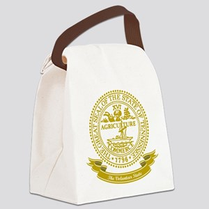 Tennessee Seal Canvas Lunch Bag