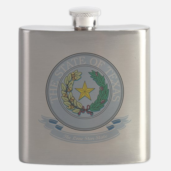 Texas Seal.png Flask