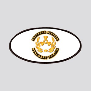 USMM - Engineer Officer Patches