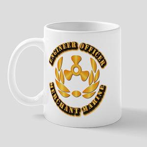 USMM - Engineer Officer Mug