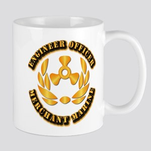 USMM - Engineer Officer Mug