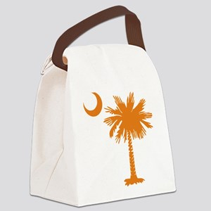 SC Palmetto Crescent (2) orange Canvas Lunch B