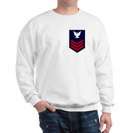 Coast Guard Veteran Sweatshirt (PO1)