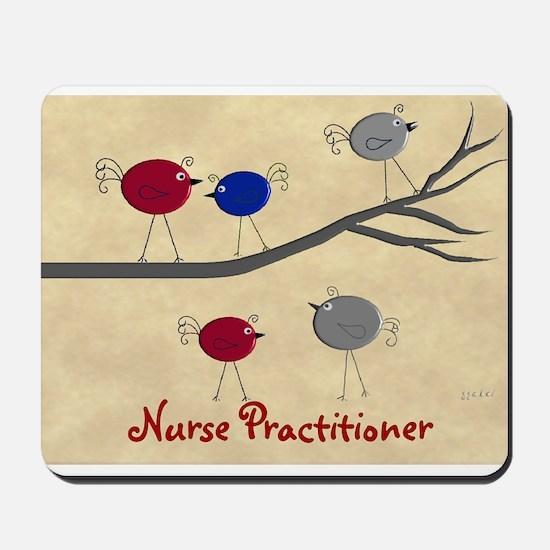 Nurse Practitioner Mousepad