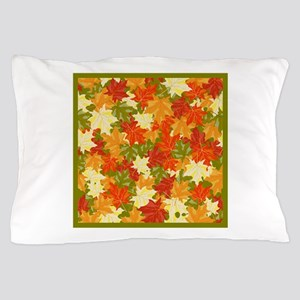 FALL LEAVES Pillow Case