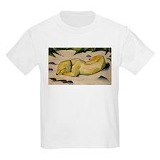 Yellow Dog Art Kids T-Shirt
