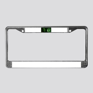 Ethics in Technology License Plate Frame