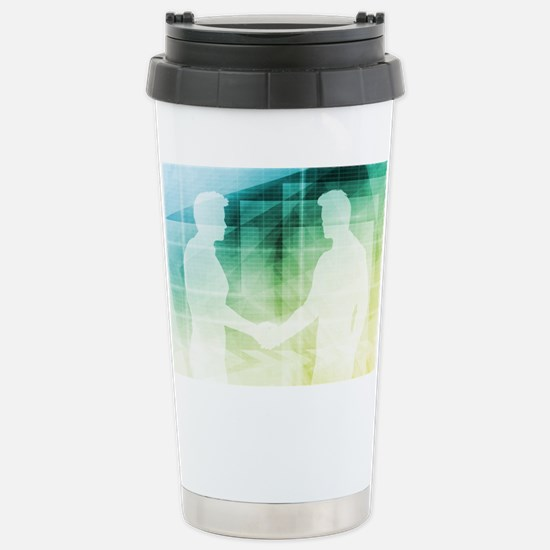 Unique Businessmen Travel Mug