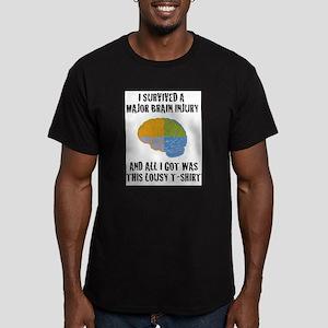 I Survived a Major Brain Inju T-Shirt