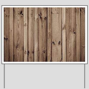 rustic farmhouse barn wood Yard Sign
