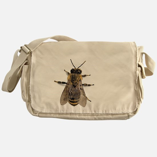 Cute Bugs and insects Messenger Bag