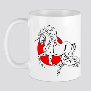 Red Moon Dancer Mug