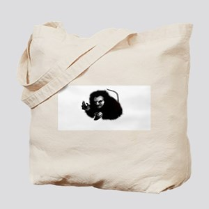 Brown Jenkin Tote Bag