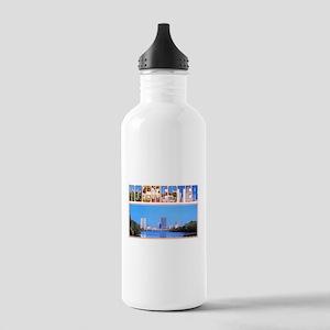 Rochester New York Greetings Stainless Water Bottl