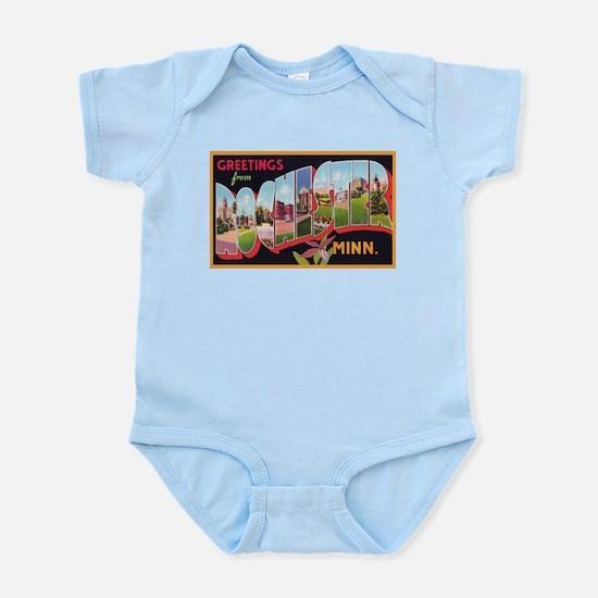 Rochester Minnesota Greetings Infant Bodysuit