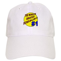 World's Greatest F-I-Law Shop Baseball Cap