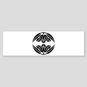 mukai tachibana Sticker (Bumper)