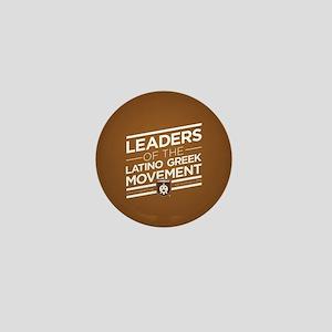 Lambda Theta Phi Leaders Mini Button