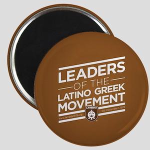 Lambda Theta Phi Leaders Magnet