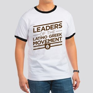Lambda Theta Phi Leaders Ringer T