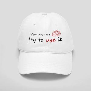 Use your brain Cap