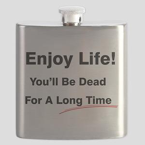 Enjoy Life Flask