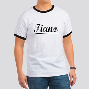 Tiano, Vintage Ringer T