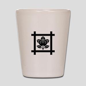 tachibana of the Nichiren sect Shot Glass