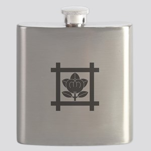 tachibana of the Nichiren sect Flask