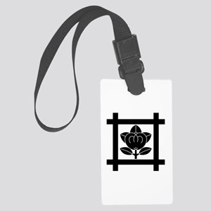 tachibana of the Nichiren sect Large Luggage Tag