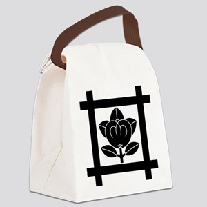 tachibana of the Nichiren sect Canvas Lunch Bag