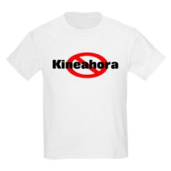 No Kineahora Kids T-Shirt