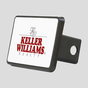 Keller Williams Rectangular Hitch Cover