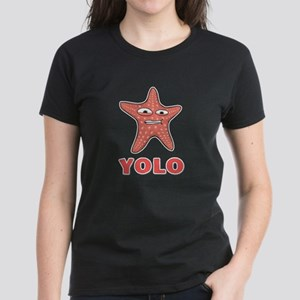 YOLO Women's Dark T-Shirt