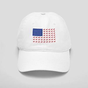 c73616817bd Horse Flag Hats - CafePress