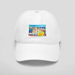 Ocean City Maryland Greetings Cap