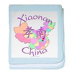 Xiaonan China baby blanket