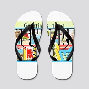 Newport News Virginia Flip Flops