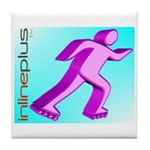 Inline Plus Tile Coaster