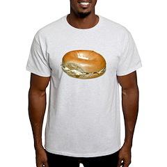 Bagel and Cream Cheese T-Shirt