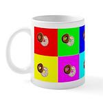 Andy Warhola Bagels Mug