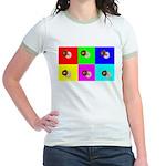 Andy Warhola Bagels Jr. Ringer T-Shirt