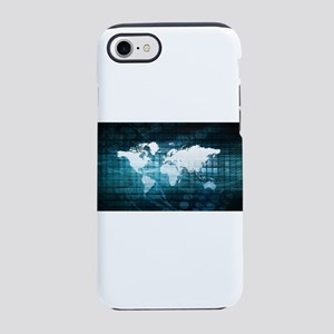 Global Business an iPhone 7 Tough Case
