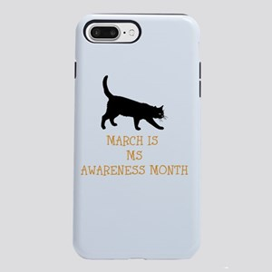 March Is MS Awareness Mon iPhone 7 Plus Tough Case