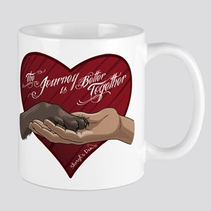 Journey is Better Together Mugs