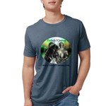 p2c-Knight-Trans Mens Tri-blend T-Shirt