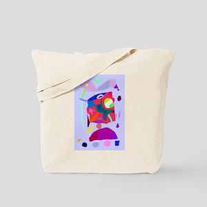 Intelligence Music Sound Tone Primitive Tote Bag